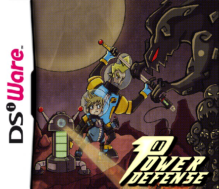 Power Defense (PlayEveryWare)